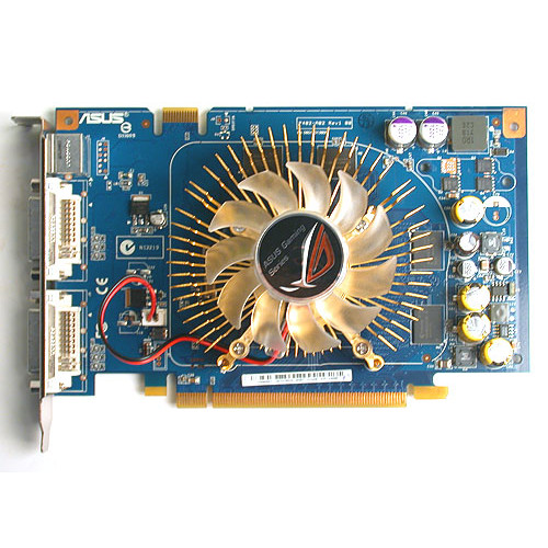 VGA ASUS GeForce 8600GT 256Mb