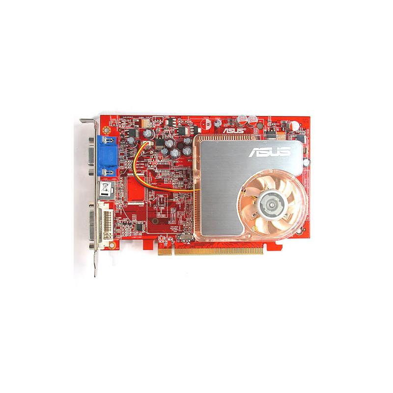 VGA ASUS Radeon X1300 256Gb Донецк