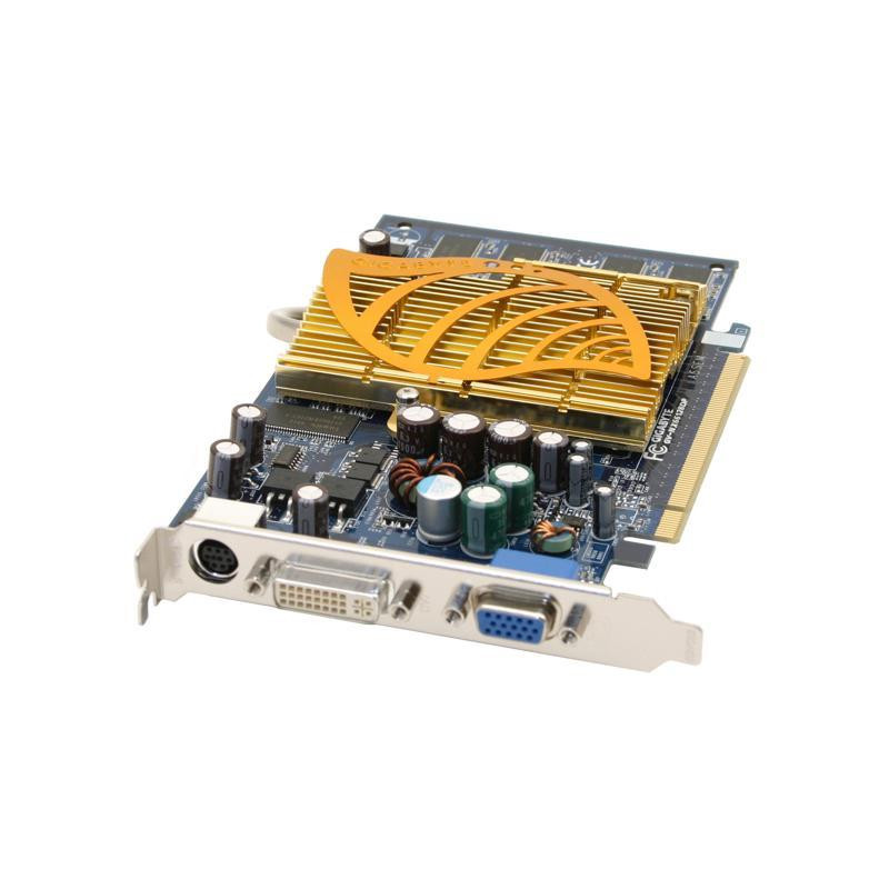 VGA Gigabyte GeForce 6600 128Mb Донецк