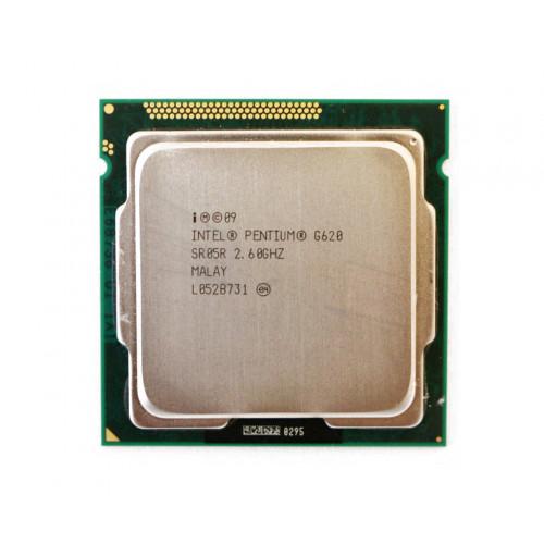 CPU Intel Pentium G620 2,6/3M/1066 tray S1155
