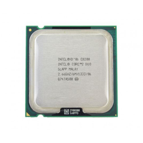CPU Intel Core 2 DUO E8200 2,66/6M/1333 tray