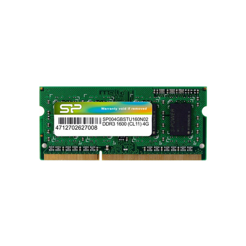 DDR3 Silicon Power 4Gb SODIMM PC12600 (1600) Донецк