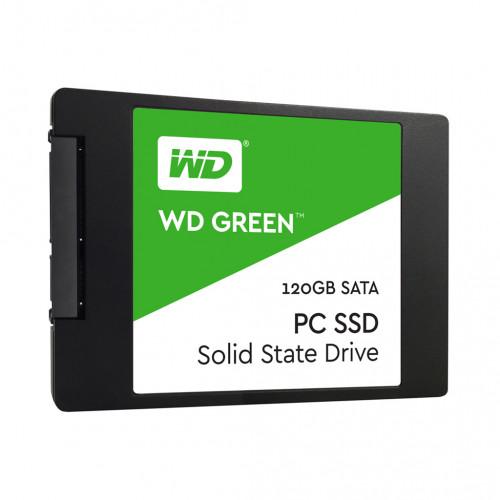 SSD WD 120Gb WDS120G2G0A S-ATA