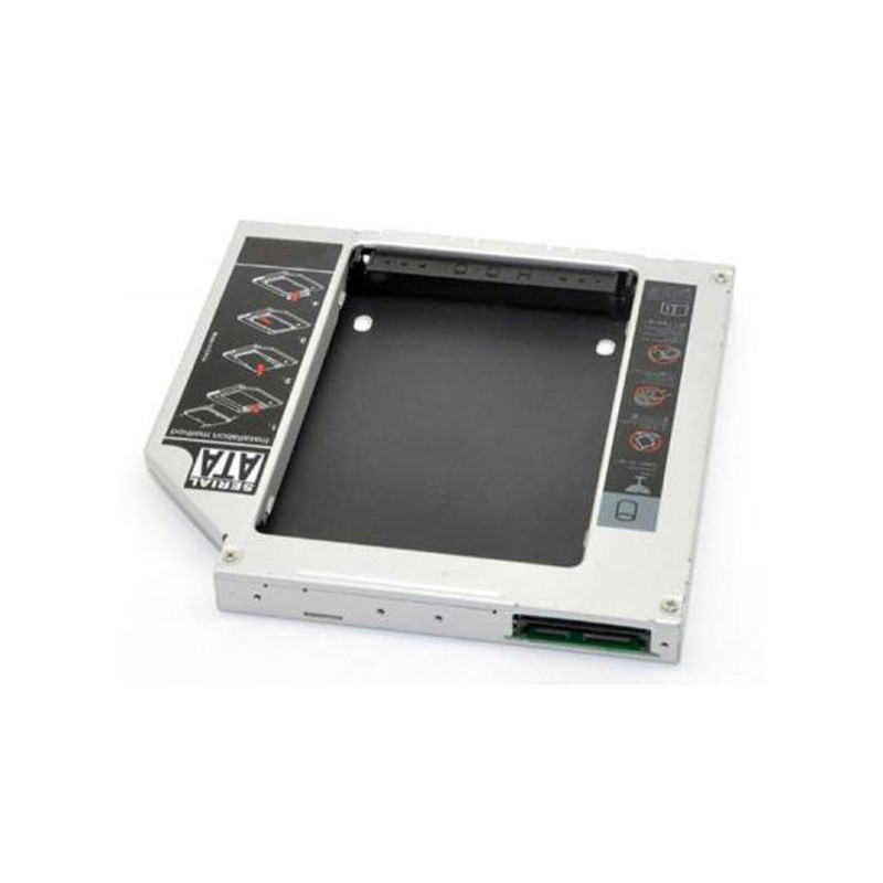 Переходник HDD в CD-ROM ноутбука Gembird Донецк