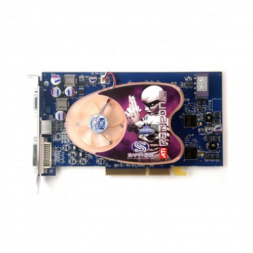 Видеокарта Sapphire Radeon X800GTO 256Mb Донецк
