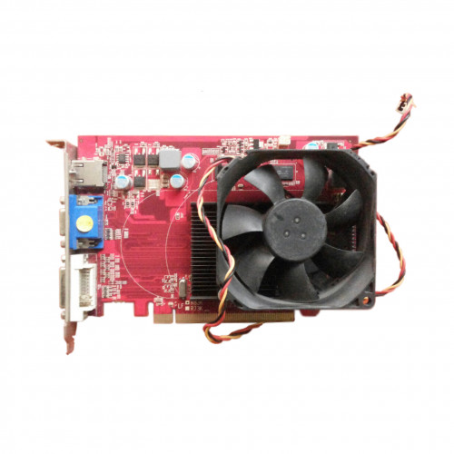 VGA PowerColor AMD Radeon HD 5570, 512Mб