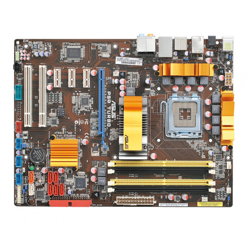 MB ASUS P5Q Turbo S775