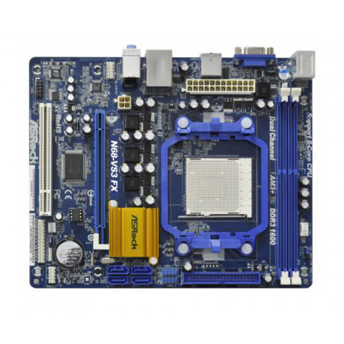 MB Asrock N68-VS3 FX socket AM3+