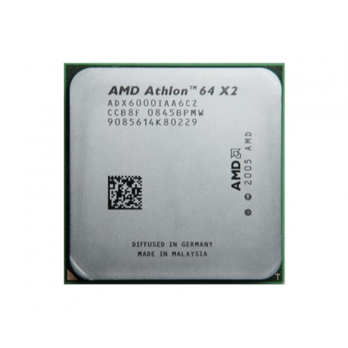 CPU Athlon x2 6000+ AM2