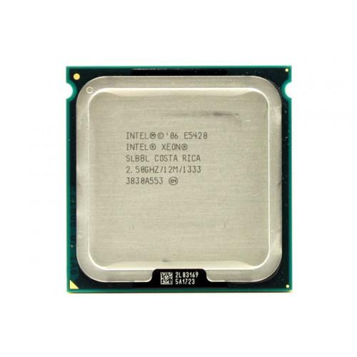 Процессор б.у Intel Xeon E5420 2,5 Донецк