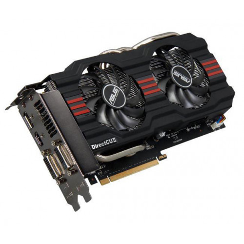Видеокарта б.у ASUS GeForce GTX 660 2Gb DDR5 + HDMI Донецк