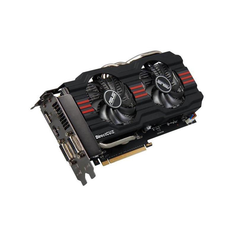Видеокарта б.у ASUS GeForce GTX 660 2Gb DDR5 + HDMI Донецк
