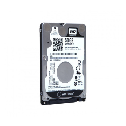 "HDD 500Gb WD5000LPLX S-ATA 2,5"" 7200 rpm Black"