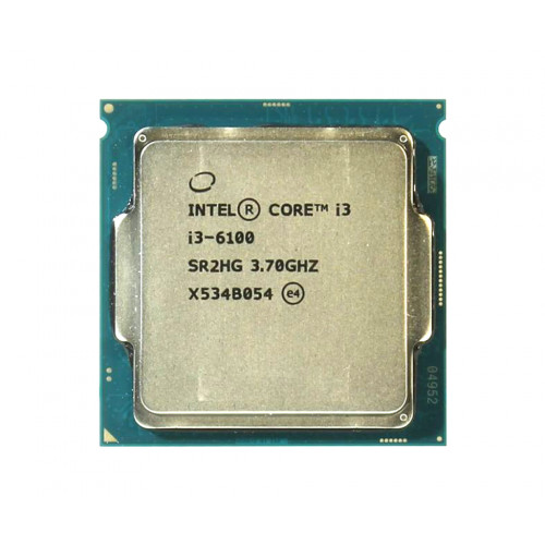 CPU Intel Core i3-6100 S1151 tray