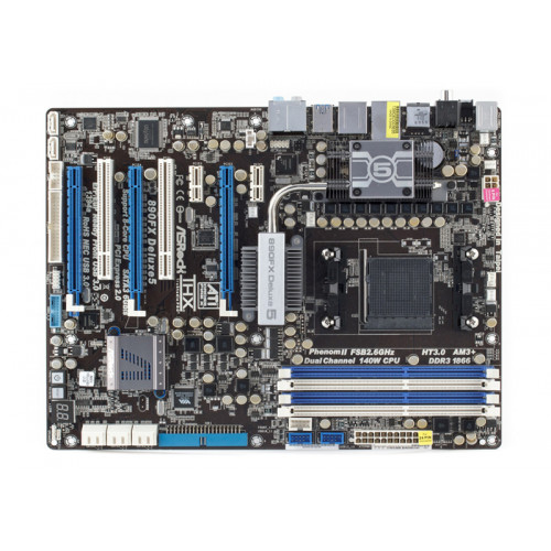 M/B Asrock 890FX DeLuxe 5 AM3+