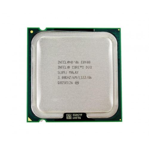 CPU Intel Core 2DUO E8500 3,16/6M/1333 tray