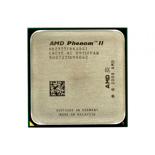 CPU AMD Phenom II x4 955 AM3 tray