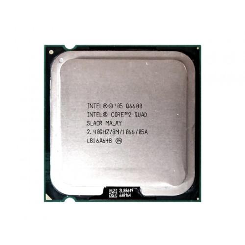 CPU Intel Quad Q6600 S775 tray