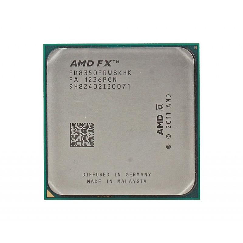 CPU Athlon FX 8350 Донецк