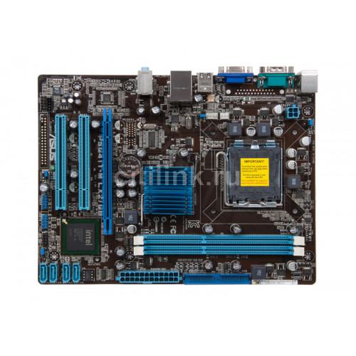 M/B ASUS P5G41T-M LX2/GB S775