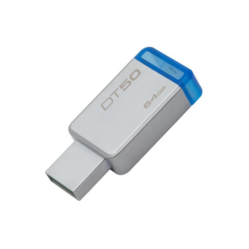 Флешка 64Gb Kingston DT50 USB 3.1 Донецк