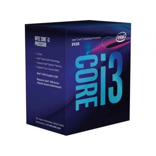 CPU Intel Core i3-8100 S1151