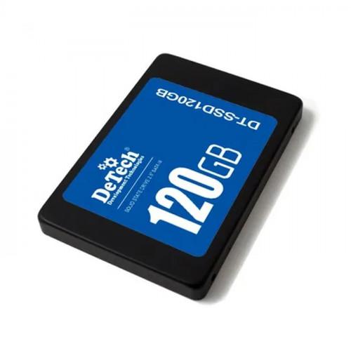 SSD 120Gb DeTech DT-SSD120GB SATAIII