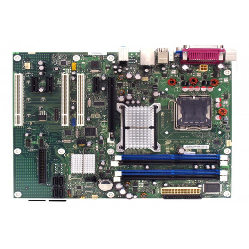 Материнская плата Intel DG965RY
