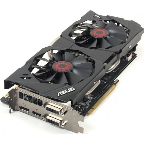 VGA ASUS GeForce Strix GTX 970 4Gb DDR5