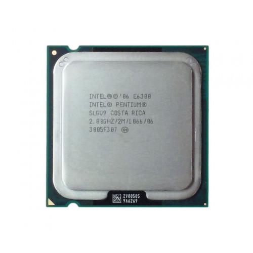 CPU Intel Pentium E6300 2,13/2M/1066 tray Донецк