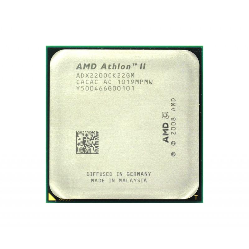 Процессор б.у Athlon x2 220 AM3 Донецк