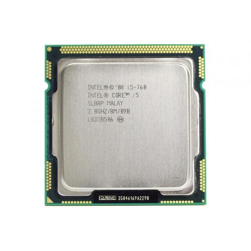 CPU Core i5-760