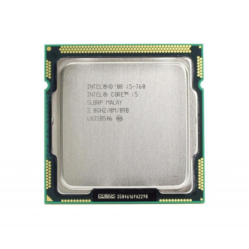 Процессор Intel Core i5-760 Донецк
