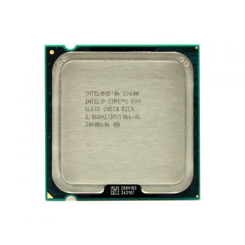 CPU Intel Pentium Core 2 DUO E7600 3.0/3M/1066 tray