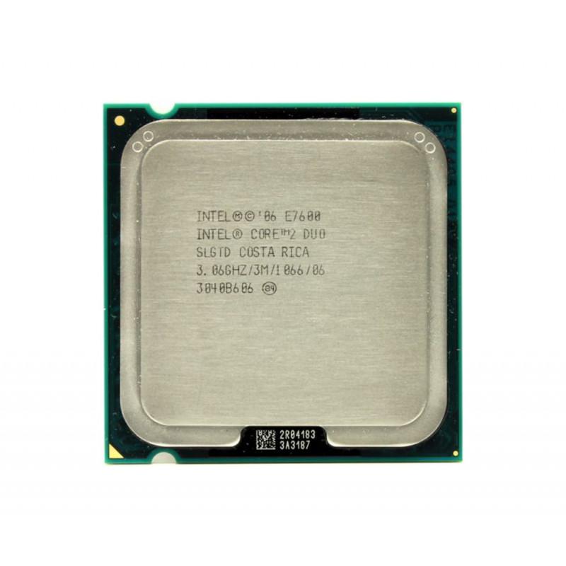 Процессор Intel Pentium E7600 Донецк