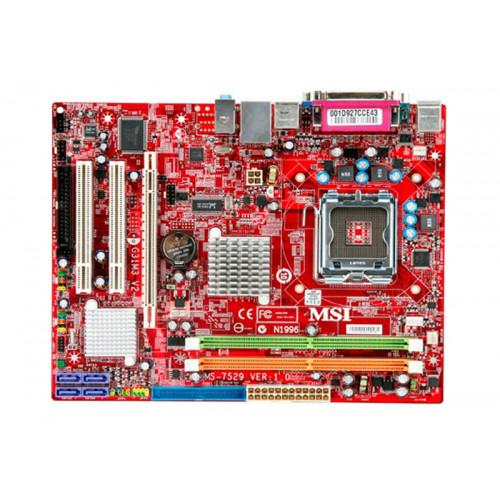 M/B MSI G31M3-F S775