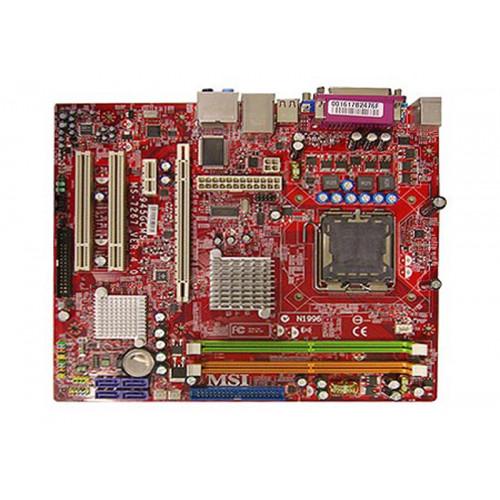 Материнская плата MSI 945GCM5 V2 S775 Донецк