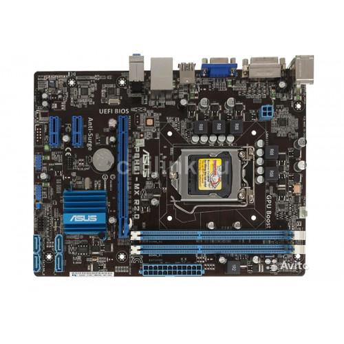 M/B ASUS H6M1-A/USB3 S1155