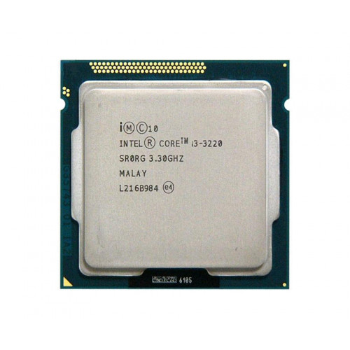 CPU Core i3-3220 3,3/1333/3M S1155 tray