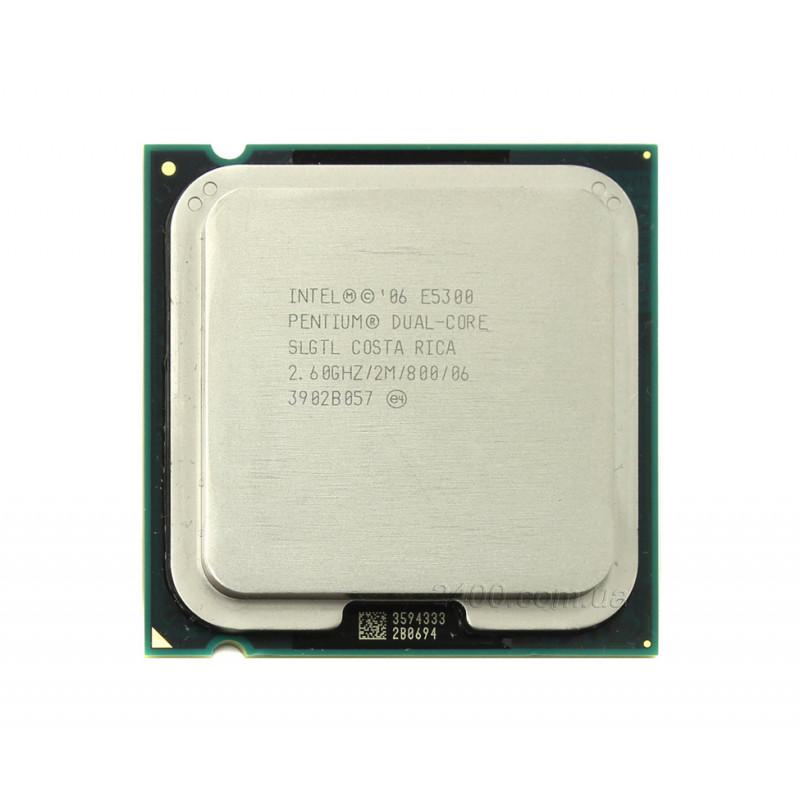 Процессор Intel Dual Core E5300 Донецк