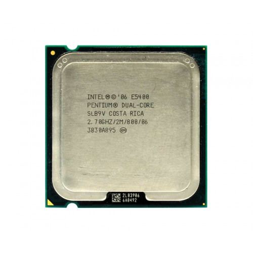 CPU Intel Dual Core E5400 2,7/2M/800 tray