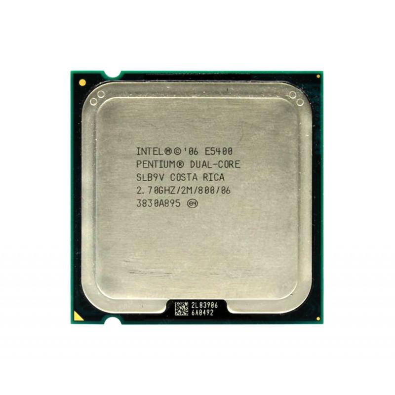 Процессор Intel Dual Core E5400 Донецк