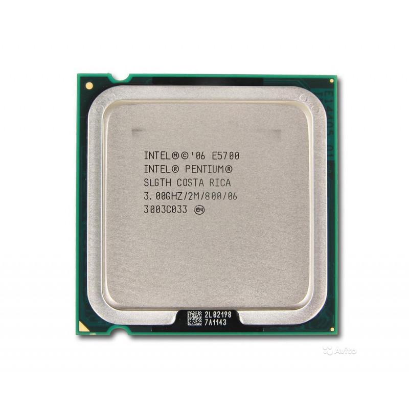 Процессор Intel Dual Core E5700 Донецк