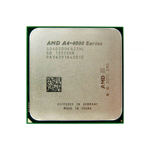 CPU AMD A4-4020 3,2GHz/2M/1333 socket FM2