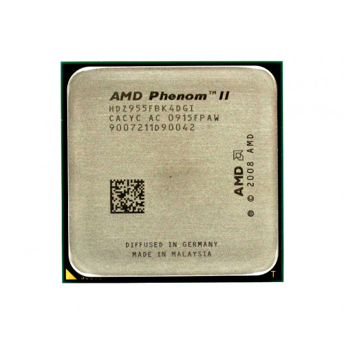 CPU AMD Phenom II x4 955 Донецк