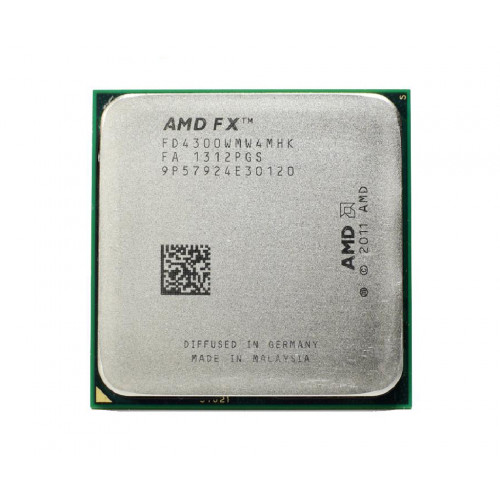 CPU AMD FX-4300 AM3+ tray