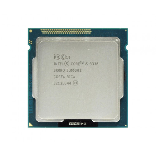 CPU Intel Core i5-3330 Донецк