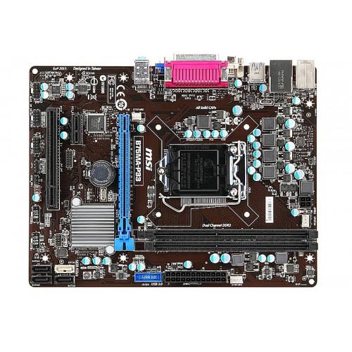 M/B MSI B75MA-P33 S1155