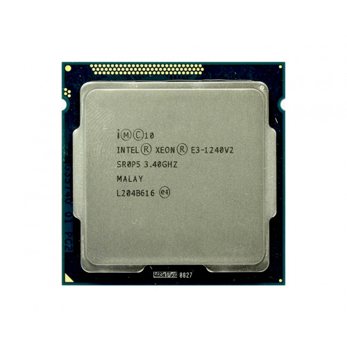 CPU Intel Xeon E3-1240 V2 3.4GHz/8Mb/1333 tray