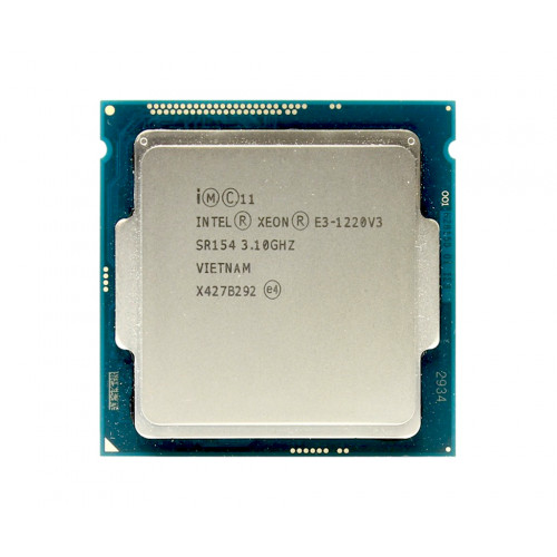 CPU Intel Xeon E3-1220 3.1GHz / 8Mb / 1333 tray